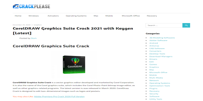 crack for coreldraw suite download